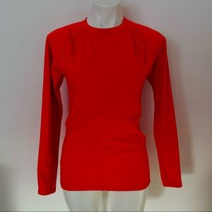 Layer 8 Fleece Lined Base Layer Running Top